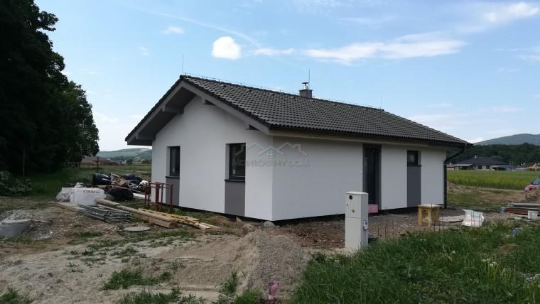 Bungalov Hanka v Borčiciach