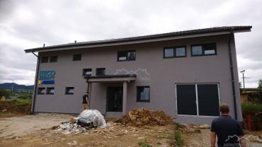 Polyfunkčná budova v Brezne