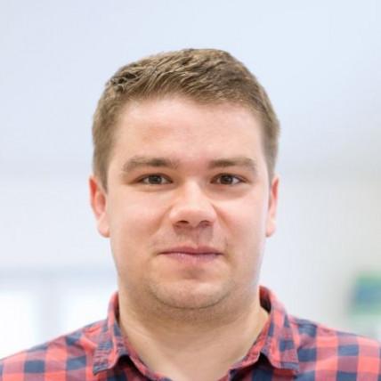 Jakub Demko – Obchodný zástupca
