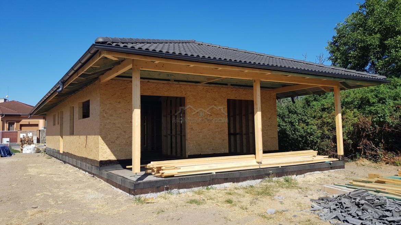 Individuálny projekt v Leopoldove.