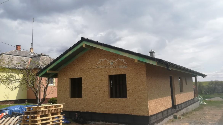 Zväčšený bungalov Hanka pri Trebišove